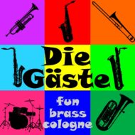 Die Gäste fun brass cologne